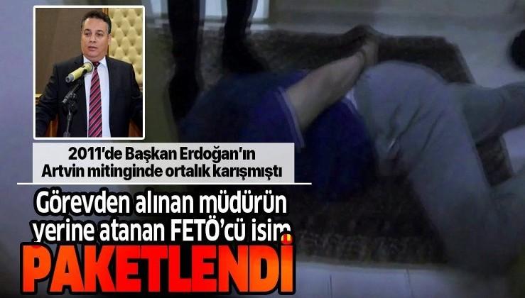 Son dakika: FETÖ'cü emniyet müdürleri Ankara'da saklandıkları hücre evinde yakalandı