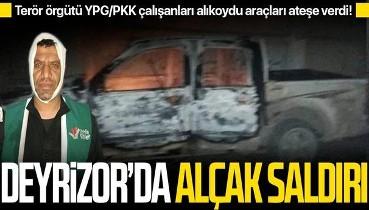 SON DAKİKA: Terör örgütü YPG/PKK hastaneye saldırdı: 7 sağlık çalışanını alıkoydu