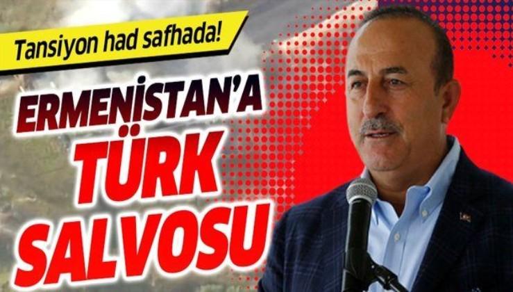 Dışişleri Bakanı Mevlüt Çavuşoğlu: Tüm imkanlarımızla Azerbaycan'ın yanındayız