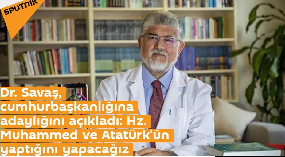 Dr. Serdar Savaş: Hekimlerin Ajdarı, FETÖ/PKK hesaplarının şişirdiği kışkırtıcı fena gaza geldi: