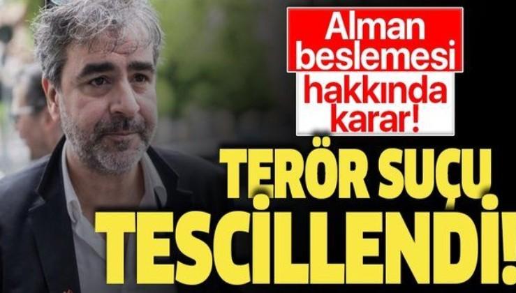 """Son dakika: Die Welt gazetesi muhabiri Deniz Yücel'e """"terör örgütü propagandası yapmak"""" suçundan hapis cezası"""