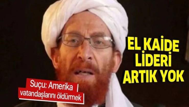 El Kaide'nin üst düzey liderinden el-Masri Afganistan'da öldürüldü