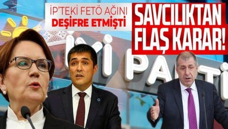 SON DAKİKA: İyi Parti'deki FETÖ ağını deşifre eden Ümit Özdağ ifadeye çağırıldı