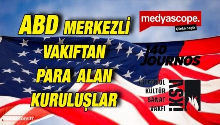 Chrest Foundation açıkladı: İşte Türkiye'de ABD merkezli vakıftan para alan kuruluşlar