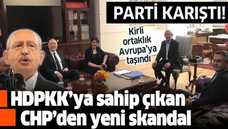PKK'nın siyasi uzantısı HDP'ye destek CHP'yi böldü, bazı Atatürkçüler bu ihanete karşı çıktı
