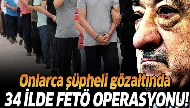 FETÖ'nün TSK yapılanmasına operasyon: 132 gözaltı kararı