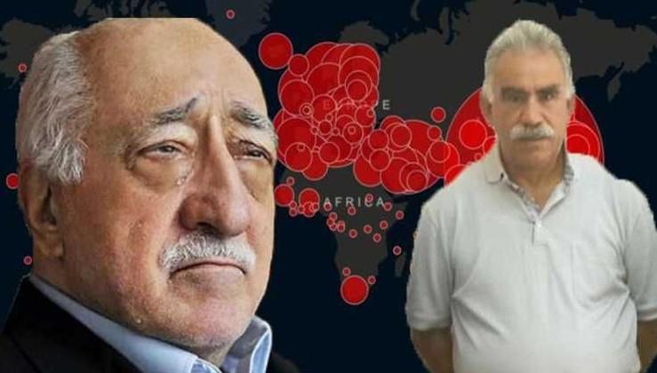 FETÖ ve PKK'dan Koronavirüs Fırsatçılığı!