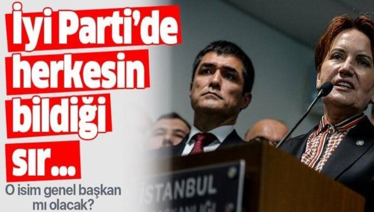 İyi Parti'de herkesin bildiği sır... FETÖ'cü olmakla suçlanan Buğra Kavuncu genel başkan mı olacak?