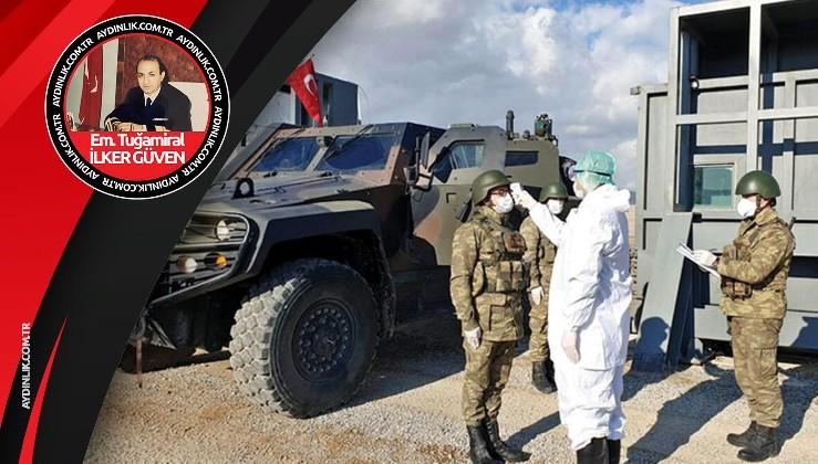 Koronavirüs Türkiye'nin bekâ sorunudur