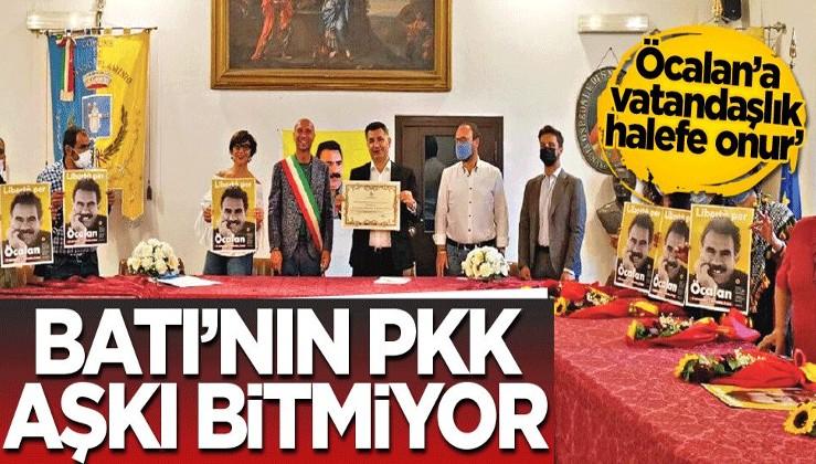 Batı'nın PKK aşkı bitmiyor