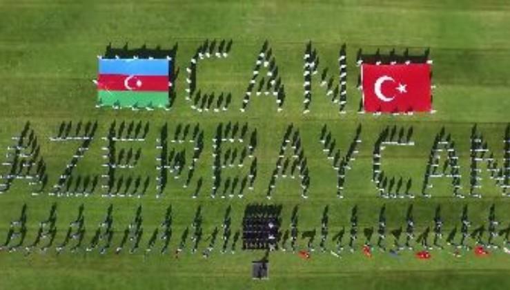 MSB'den Azerbaycan'ın Bağımsızlık Günü için özel klip