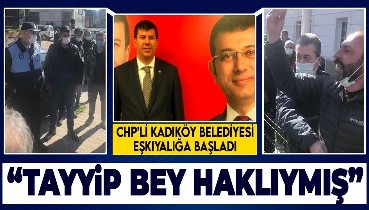 CHP'li Kadıköy Belediyesi istediği yöneticiyi atamayan 10 yıllık spor kulübünü kapatıyor: Tayyip bey haklıymış, bundan sonra CHP'ye oy yok!