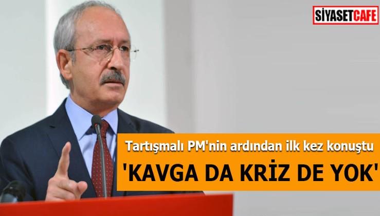HDP sorusuna ne yanıt verdi!