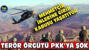 Terör örgütü PKK'ya şok! İnlerine girilen hainler kabusu yaşıyor: Terörü bitirmekte azimliyiz kararlıyız