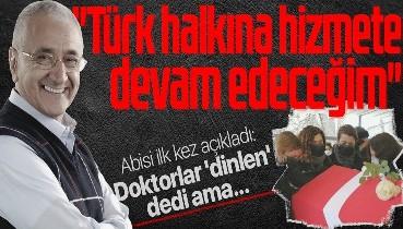 """Doğan Cüceloğlu'na son veda! Doktorların 'dinlen' tavsiyesine rağmen """"Türk halkına hizmete devam edeceğim"""" demiş"""