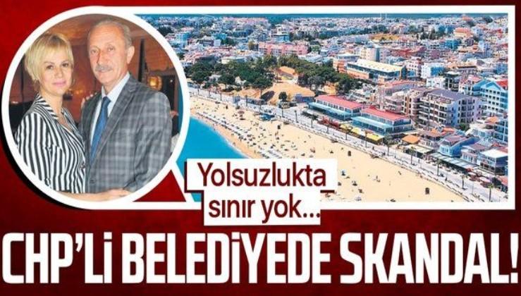 CHP'li Belediye Başkanı Ahmet Deniz Atabay, işlettiği otel ve barın 70 bin liralık su borcunu sildirdi