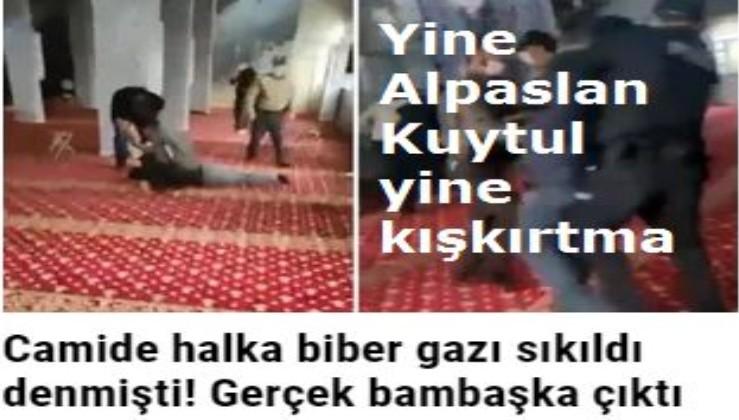 Furkan Vakfı ve Alparslan Kuytul'dan Gaziantep'te tehlikeli kışkırtma!