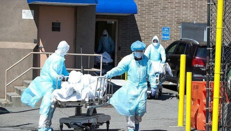 Son dakika: İspanya'da koronavirüsten hayatını kaybedenlerin sayısı 15 bin 843'e yükseldi
