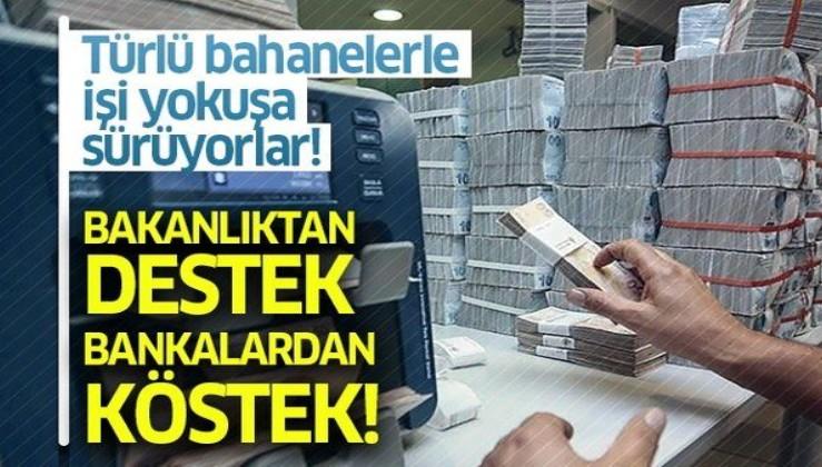 Son dakika: Turizme bakanlıktan destek bankalardan köstek!