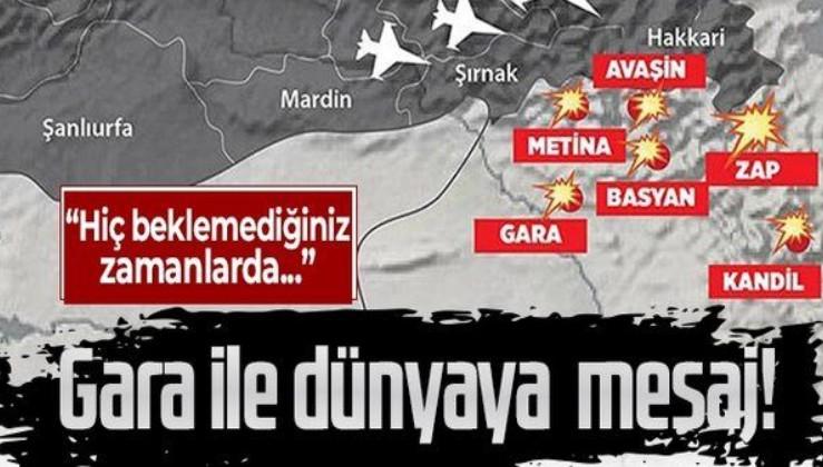 Emekli Korgeneral İsmail Hakkı Pekin'den çarpıcı açıklama: Türkiye Gara ile dünyaya mesaj verdi