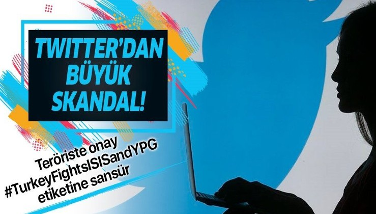 Erdoğan-Trump zirvesine Twitter'dan skandal sansür.