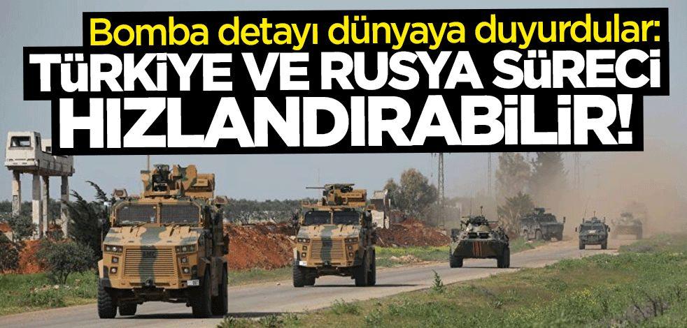İngilizler bomba detayı paylaştı: Türkiye ve Rusya süreci hızlandırabilir