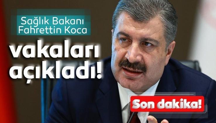 Son dakika: Türkiye iyileşiyor, yeni vakalar düşüyor!