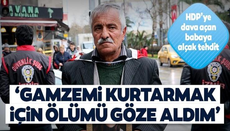 Terör örgütü PKK tarafından kızı kaçırılan baba: Gamzemi kurtarmak için ölümü göze aldım