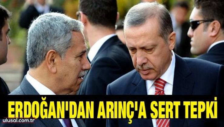 Erdoğan'dan Arınç'a Kavala ve Demirtaş tepkisi: ''Yeni bir fitne ateşinin yakıldığını görüyoruz''
