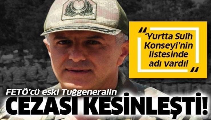 FETÖ'cü eski Tuğgeneral Faruk Bal'ın cezası onandı!