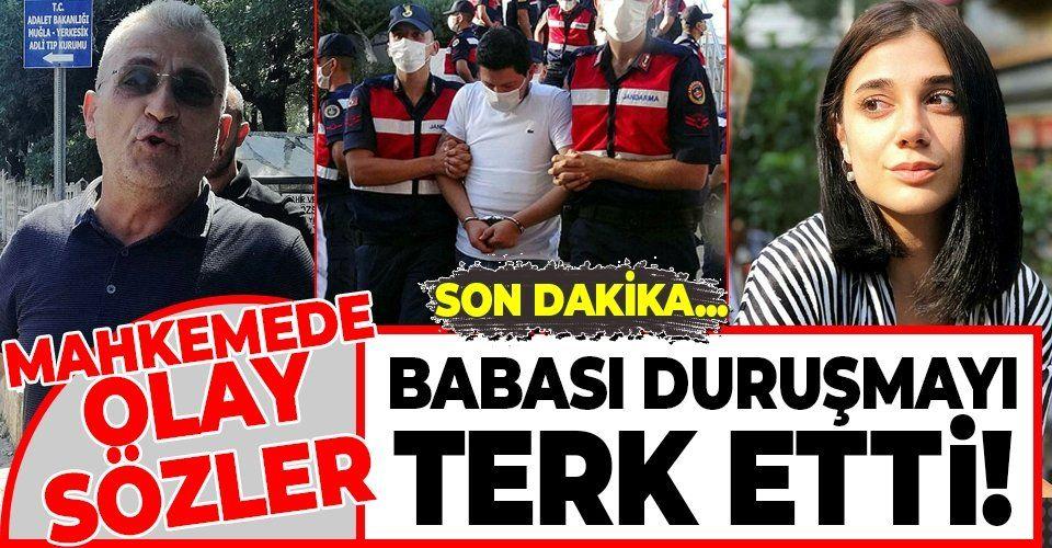 Son dakika: Türkiye'nin konuştuğu Pınar Gültekin davası ertelendi! Babası duruşmayı terk etti...