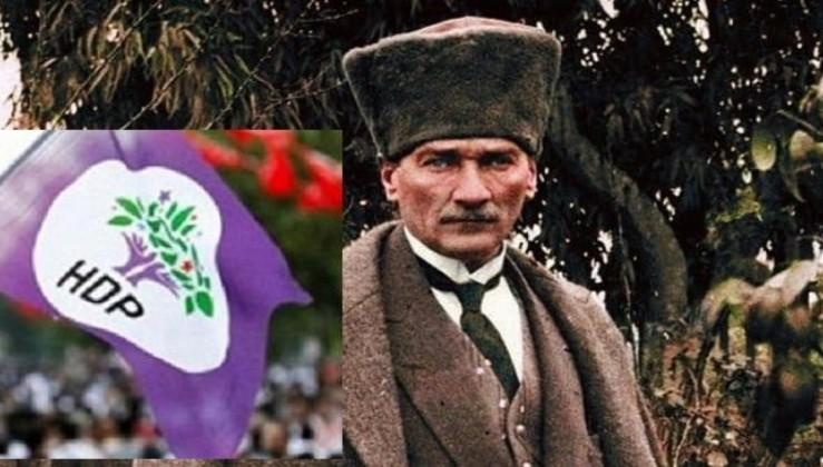 HDP'yi solcu sanan solculardan, Atatürkçülerden gına geldi!.