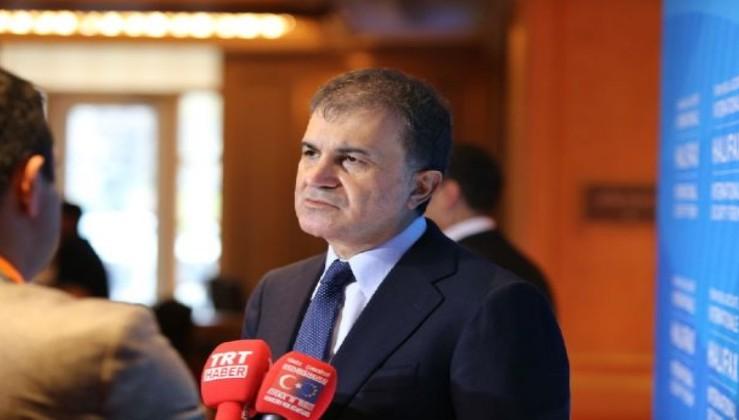 AKP Sözcüsü Çelik'ten Venezuela açıklaması