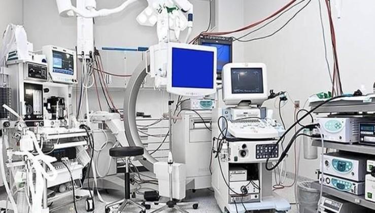 PKK'nın tıbbi cihazları Türk firmasından