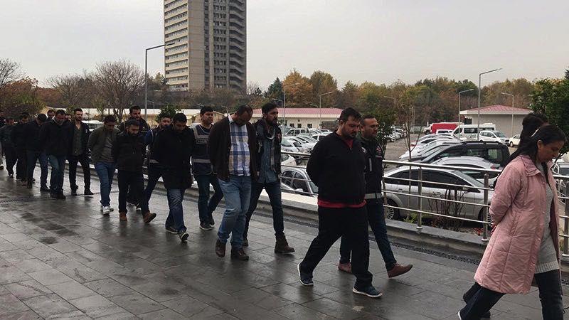 FETÖ'nün sınav soruları hırsızlığına yeni operasyon! 121 gözaltı kararı