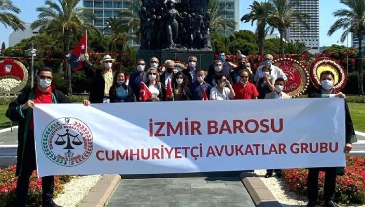 İzmir Barosu suskun ama Cumhuriyetçi avukatlardan Biden'e sert tepki