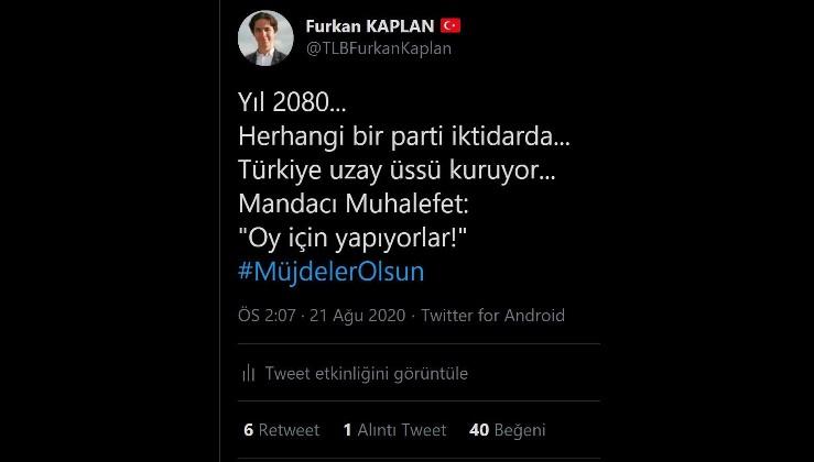 Mandacı Yılmaz Özdil yas tutuyor, Atatürk gençliği gurur duyuyor!