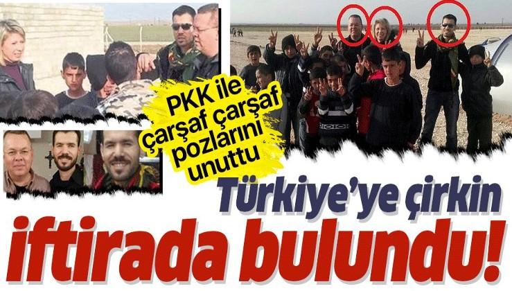 Brunson'dan Türkiye hakkında skandal açıklamalar!.