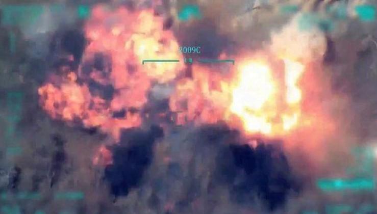 Son dakika: Irak'ın kuzeyinde 10 PKK'lı terörist hava harekatıyla etkisiz hale getirildi