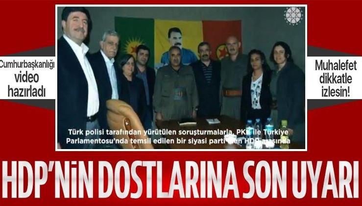 HDP demek PKK demektir