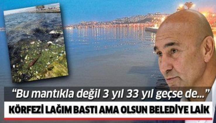 İzmir Körfezi'ni lağım bastı! Uzman isim İzmir'in kirlilikten nasıl kurtulacağını canlı yayında açıkladı