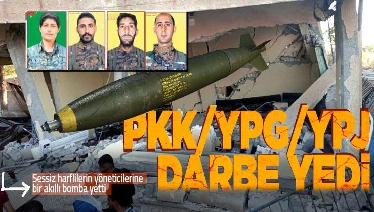 Son dakika! Bölücü terör örgütü PKK'ya nokta operasyon: Sözde yönetici 4 terörist öldürüldü