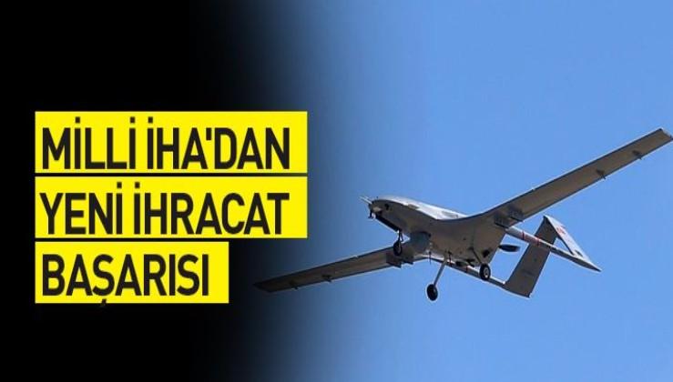 Milli İHA Anka sahadaki başarısını ihracata dönüştürdü: 75 bin operasyonel uçuş saatine ulaştı