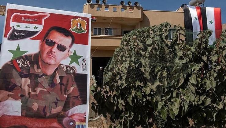 Suriye Ordusu 23 bölgeyi kurtardı