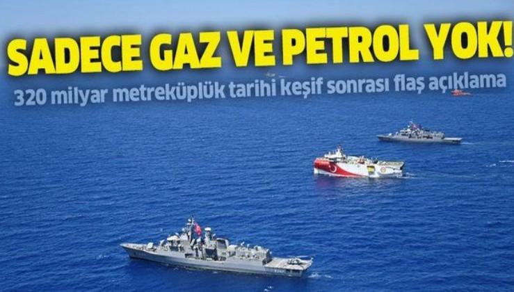 Uzman isim açıkladı: Karadeniz ve Akdeniz'de sadece gaz ve petrol yok!