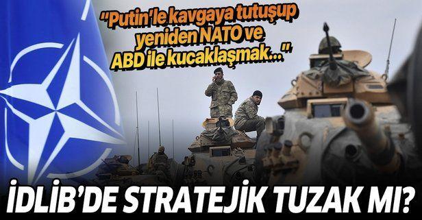 """""""ABD'ye ve NATO'ya sarılmamıza neden olacak çıkışlardan uzak durmalıyız""""."""