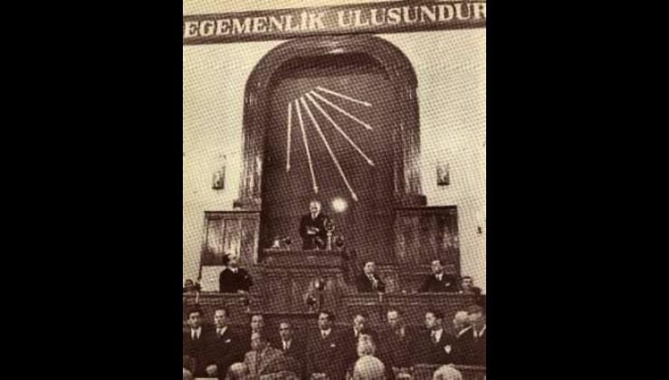 Atatürk'ün kendi sesinden 4. Kurultay konuşması (9 Mayıs 1935) - Yeni ses restorasyonu