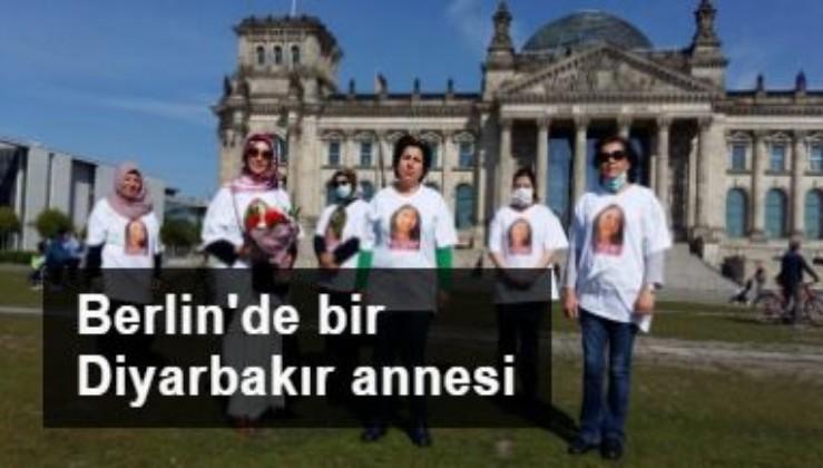 Berlin'de bir Diyarbakır annesi