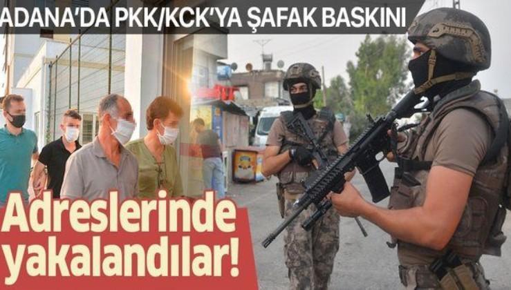 Son dakika: PKK/KCK'ın toplum yapılanmasına operasyon: 17 gözaltı kararı