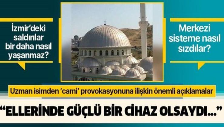 İzmir'deki camiden müzik skandalı bir daha nasıl yaşanmaz? Merkezi sisteme nasıl sızdılar? Ercan Kılıç açıkladı
